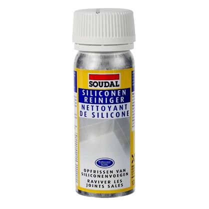 Очиститель силикона Soudal 0.1 л