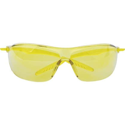 Купить Очки защитные незапотевающие желтые Krafter дешевле