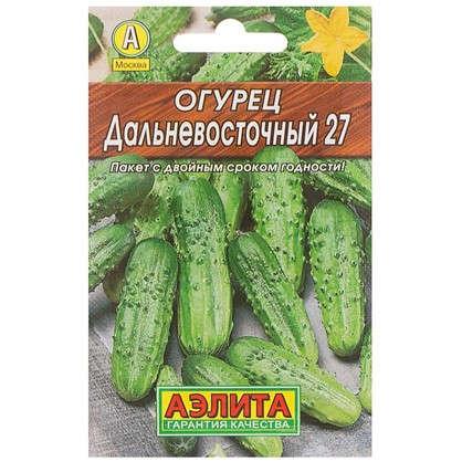 Купить Огурец Дальневосточный 27 (Лидер) дешевле