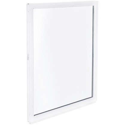Купить Окно ПВХ одностворчатое 90х60 см глухое дешевле