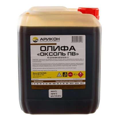 Олифа Оксоль ПВ 5 л