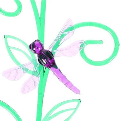 Купить Опора для орхидей Стрекоза на ветке дешевле