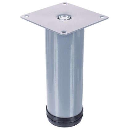 Купить Опора круглая 150х50 мм цвет серый дешевле