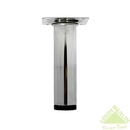 Купить Опора сталь хром круглая высота 100 мм d30 мм дешевле