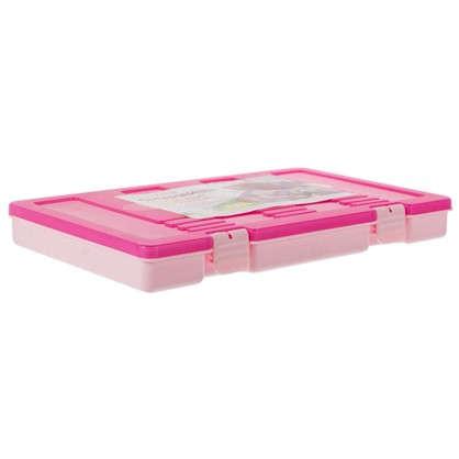 Купить Органайзер Фолди 31x19x36 см цвет розовый дешевле