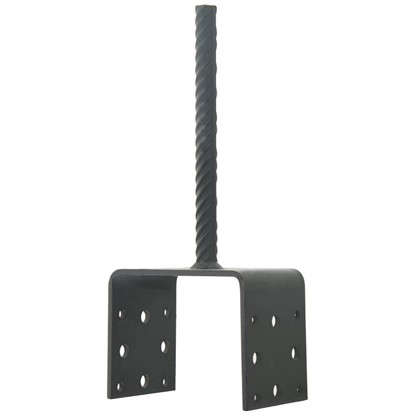 Купить Основание колонны бруса на 150 мм 20х250 мм дешевле