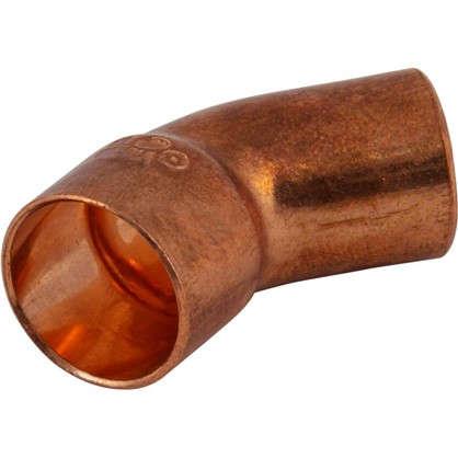 Купить Отвод 45° Viega 15 мм внутреннее-наружное соединение медь дешевле