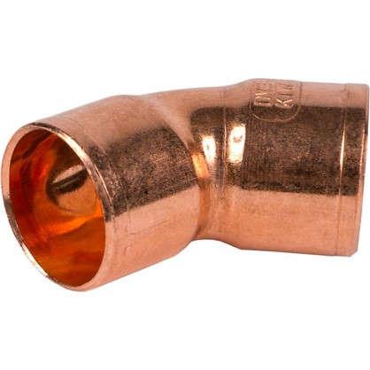Купить Отвод 45° Viega 15 мм внутреннее-внутреннее соединение медь дешевле