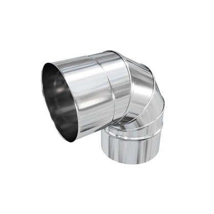Отвод 90° 0.5x150 мм