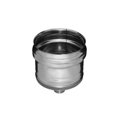 Отвод конденсанта для сэндвича внутренний 430/0.5 мм D197 мм