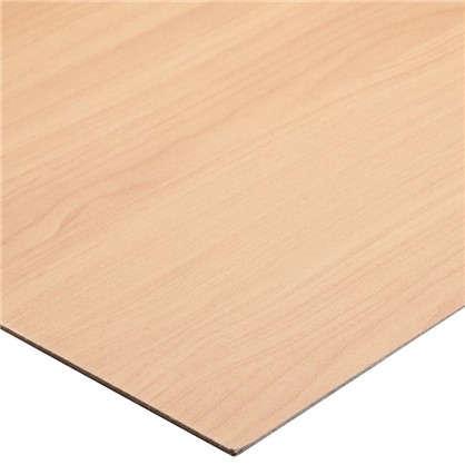 Панель 2440x910x3 мм цвет орех миланский 2.24 м2