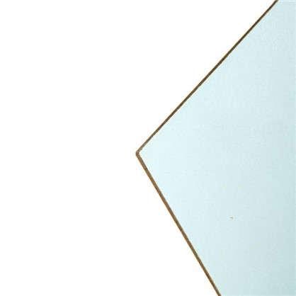 Купить Панель гладкая 2440х910x3 мм цвет белый 2.24 м2 дешевле