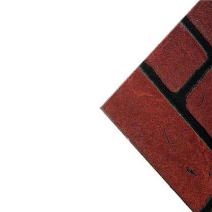 Купить Панель Кирпич Красный обожжёный 2440x1220x4 мм 2.98 м2 дешевле