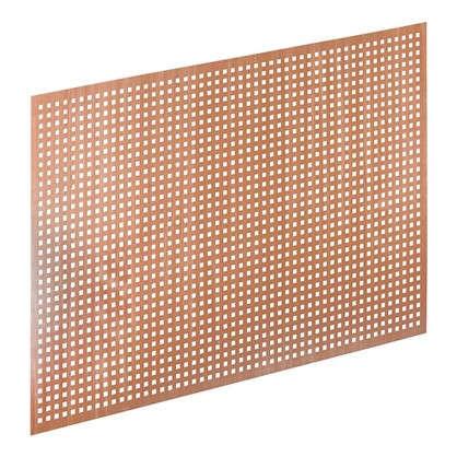 Купить Панель Квадро 69.5х103 см цвет бук дешевле
