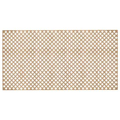 Купить Панель Лотос 60x120 см цвет бук дешевле
