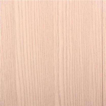 Панель МДФ 2600х238х6 мм цвет ясень серебристый 0.62 м2