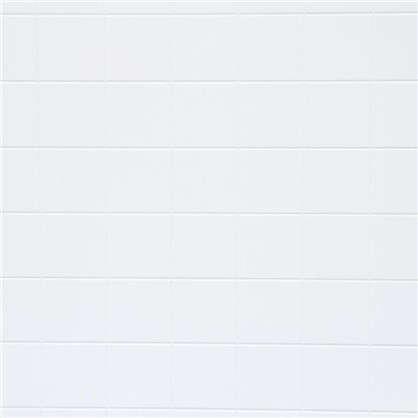 Купить Панель МДФ Белоснежный кафель 2440x1220 мм 2.98 м2 дешевле