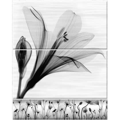 Панель ПВХ Нимфея лилия 2700х375 мм