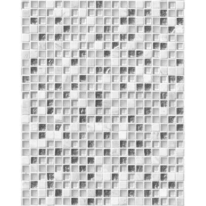 Панель ПВХ Нимфея мозаика 2700х375 мм