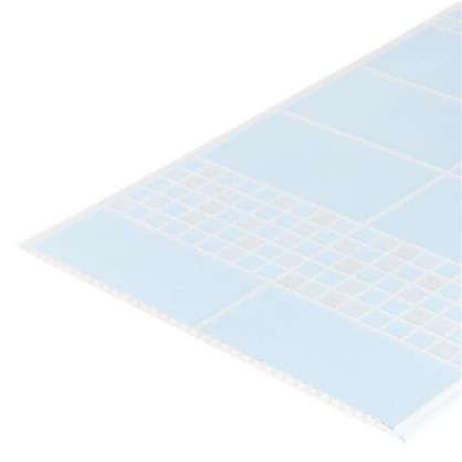 Панель ПВХ Оливер 2700х250 мм 3.5 м2