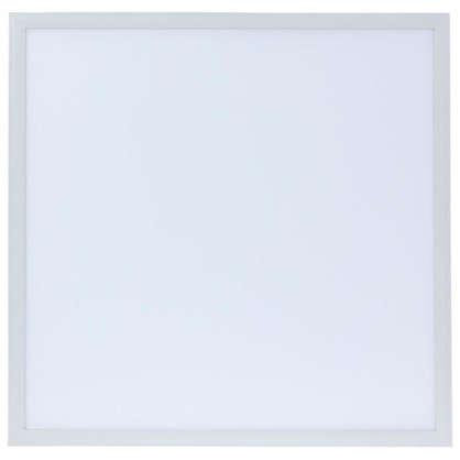 Панель светодиодная 59.5х59.5х0.8 см 40 Вт 6500 К свет холодный белый