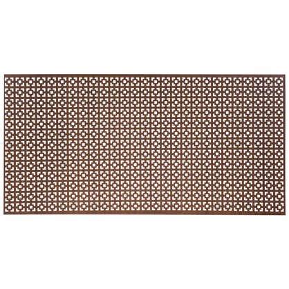Панель Верон 60x120 см цвет орех цена