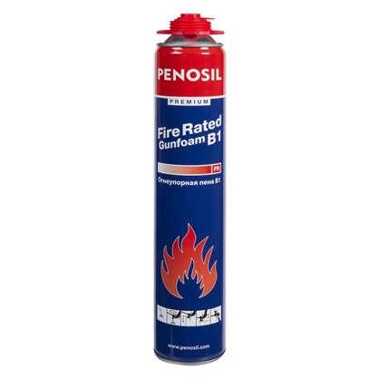 Пена монтажная Penosil огнеупорная профессиональная 750 мл