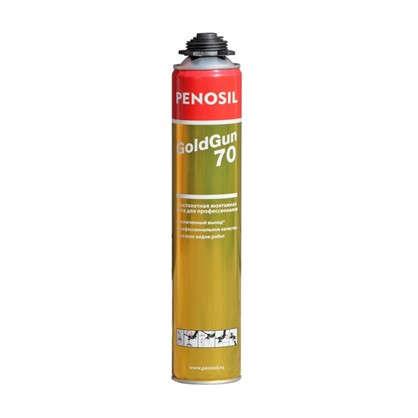 Пена монтажная профессиональная Penosil GoldGun-70 880 мл