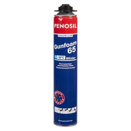 Купить Пена монтажная профессиональная Penosil зима 800 мл дешевле