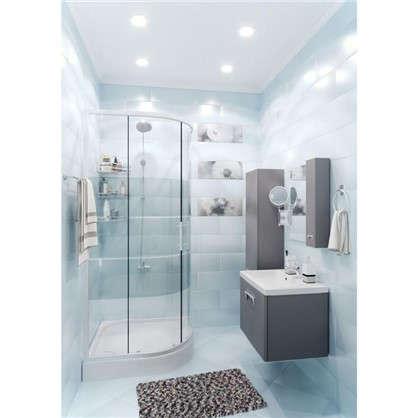 Пенал для ванной Бостон 35 см цвет латте
