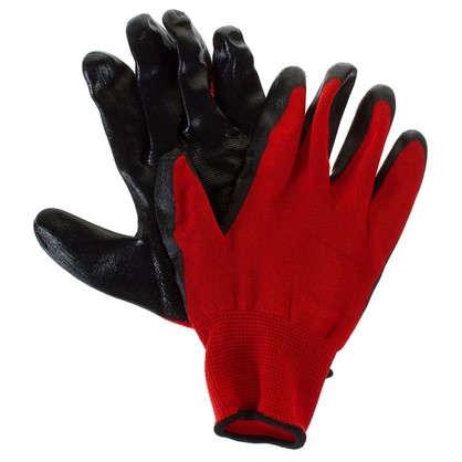 Перчатки садовые с полиуретановым покрытием