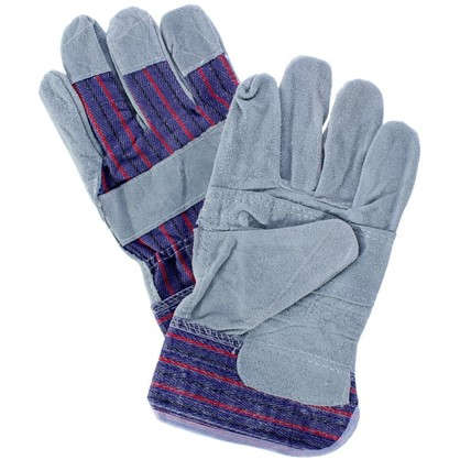 Купить Перчатки спилковые дешевле