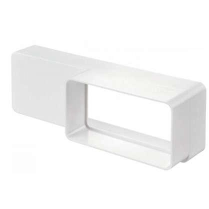 Купить Переходник прямоугольный c 55х110 на 60х204 мм дешевле