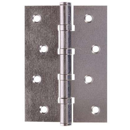 Петля универсальная 4B/P 100x70x2 мм цвет матовый никель