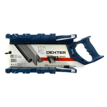 Пила 310 мм с пластиковым стуслом DEXTER