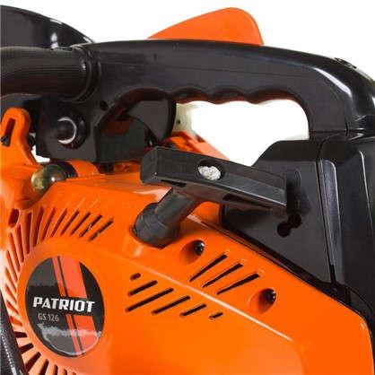 Купить Пила бензиновая цепная PATRIOT GS 126 недорого