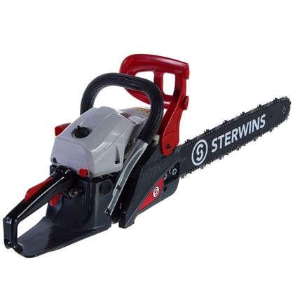 Купить Пила бензиновая цепная Sterwins 56 СС шина 45 см дешевле