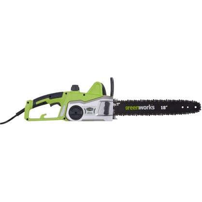 Купить Пила цепная электрическая Greenworks 2000 Вт дешевле
