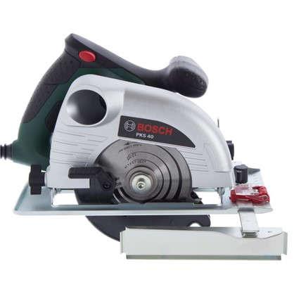 Пила циркулярная Bosch PKS 40 850 Вт 140 мм