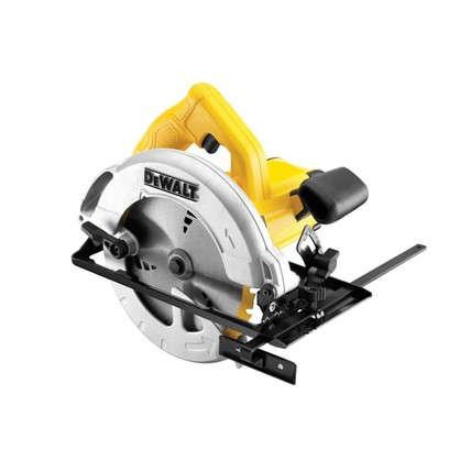 Пила циркулярная DeWalt DWE560 1350 Вт 184 мм