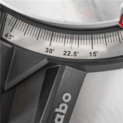 Пила торцовочная Metabo KGS254M 1800 Вт 254 мм