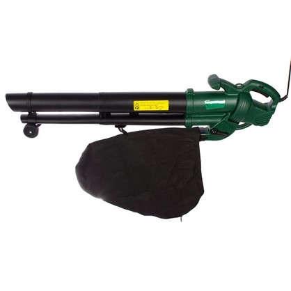 Купить Пылесос-воздуходувка садовый электрический 2800 Вт дешевле