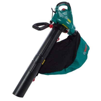 Купить Пылесос-воздуходувка садовый электрический Bosch ALS 2400 Вт дешевле