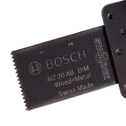 Пилка для электростамески по металлу BIM Bosch PMF 180 1 шт.