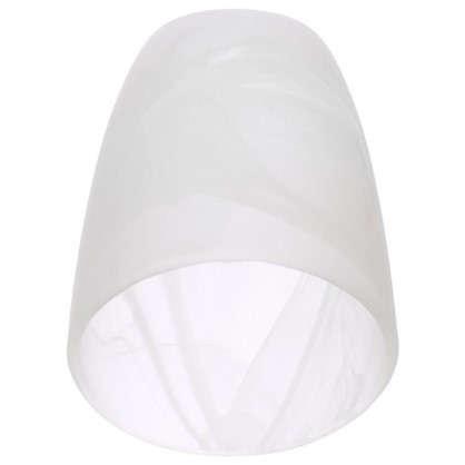 Плафон VL0054P Е14 60 Вт стекло цвет белый