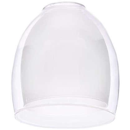 Плафон VL0074 Е14 60 Вт стекло цвет белый