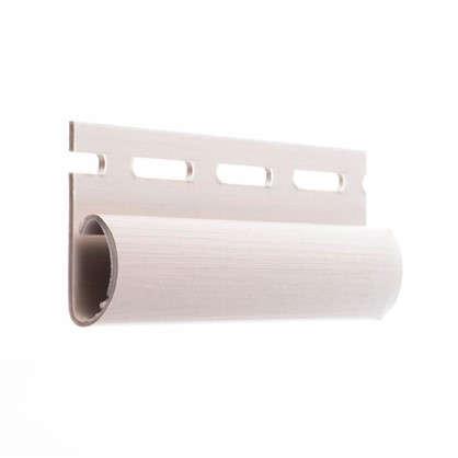 Купить Планка финишная Country Standart 3660 мм цвет белый дешевле