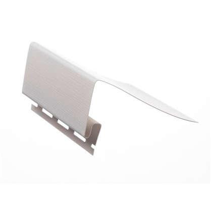 Купить Планка околооконная Country Standart 3050 мм цвет белый дешевле