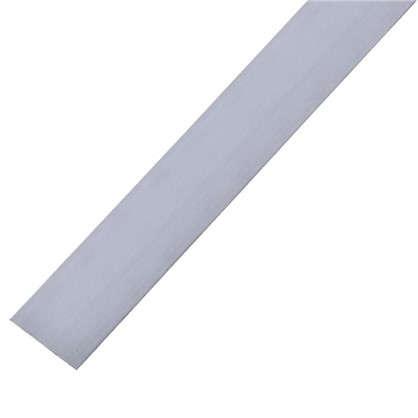Пластина крепежная 1000x25х2 мм алюминий