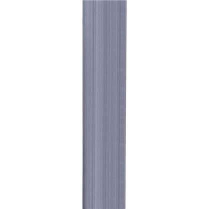 Пластина крепежная 1000x30х2 мм алюминий